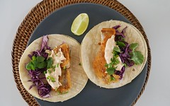 P1050131 (Tiki Chris) Tags: tacos fishtacos cod skrei ohmycod chipotlemayonnaise recipe recipebeerbatterbacalaotacoswithchipotlemayonnaise beerbatterbacalao beerbatter bacalao saltcod