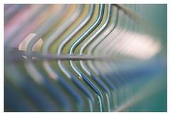 Parallel lines (leo.roos) Tags: fence fencing hek hekwerk tessar bauschandlombtessaric113mmf45 enlargerlens enlarginglens a7rii day113 dayprime dayprime2017 dyxum challenge prime primes lens lenzen brandpuntsafstand focallength fl darosa leoroos