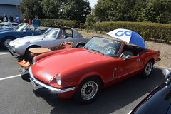 tamttd17060 (tanayan) Tags: car automobile cg club toyota museum tam ttd 愛知 長久手 日本 トヨタ aichi nagakute japan nikon v3 british spitfire 800