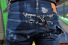 jeansbutt11350 (Tommy Berlin) Tags: men jeans butt ass ars levis