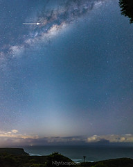 Cassini in common (nightscapades) Tags: airglow astronomy astrophotography autopanopro braidwoodrd coast galacticcore garie gariebeach goulburn governorgamelookout milkyway night nightscapes ocean pano panorama panos royalnationalpark saturn sky stars stitch zodiacallight