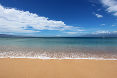 Ka'anapali Beach (russ david) Tags: kaanapali beach maui hawaii september 2016 hi pacific ocean island ハワイ 風景 sand sea coast sky water