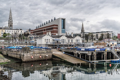 THIS IS THE DLR LEXICON AND IT OPENED TO THE PUBLIC IN DECEMBER 2014 [ LOCALLY KNOWN AS DUN LAOGHAIRE LIBRARY]-127325 (infomatique) Tags: dunlaoghaire december2014 library dunlaoghairelibrary dlrlexicon carrcotternaessens williammurphy fotonique publicprotest monstrosity wasteoftaxpayers'money ireland modernbulding streetsofireland