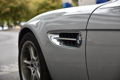 BMW Z8 (Max_CRT) Tags: bmw z8 focus detail nikon nikonphotography blois