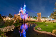 Cinderella Castle: Tokyo Style (bowenbee) Tags: magickingdom tokyodisneyland cinderellacastle tokyo wdw flickr disney