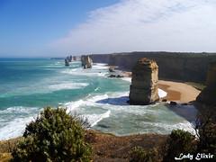 Australie - Twelve Apostles (Lady_Elixir) Tags: australie australia mer sea ocean twelveapostles