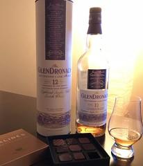 Glendronach 12y Sauternes Cask Finish (vincentvds2) Tags: whisky sauternescask sauternes singlemalt scotchwhisky glendronach glendronach12 chocolate pralines pierremarcolini