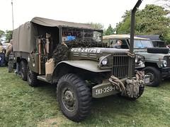 1942 Dodge 6x4 Truck ex US Army (Ian Press Photography) Tags: 1942 dodge 6x4 truck ex us army ipswich suffolk felixstowe military