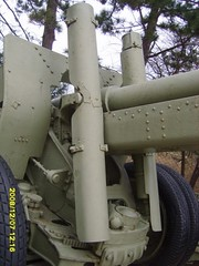 """122mm Gun А-19 2 • <a style=""""font-size:0.8em;"""" href=""""http://www.flickr.com/photos/81723459@N04/33726750174/"""" target=""""_blank"""">View on Flickr</a>"""