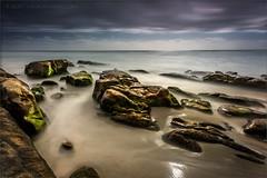 Storm Shine (TomGrubbe) Tags: lajolla windandsea beach rocks sandiego longexposure coast storm california seascape