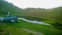 Prashar Lake, Mandi - thelatedcult.com (thelatedcult.com) Tags: prashar lake mandi himachal temple camping