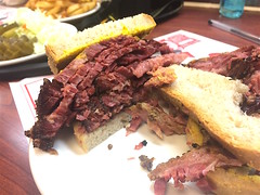 Smoked Meat chez Schwartz's