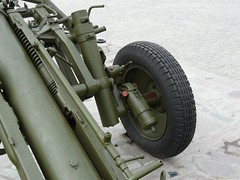 "160mm mortar M-160 11 • <a style=""font-size:0.8em;"" href=""http://www.flickr.com/photos/81723459@N04/33795884503/"" target=""_blank"">View on Flickr</a>"