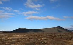 Hverfjall (hó) Tags: hverfjall hverfell crater volcanic mývatn tephracone landscape iceland may 2017 sky clouds geology