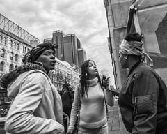 Market Street, 2017 (Alan Barr) Tags: philadelphia 2017 marketstreet marketstreeteast marketeast street sp streetphotography streetphoto blackandwhite bw blackwhite mono monochrome candid people city olympus penf