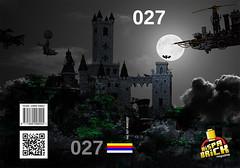 PortadaHBM027 (Panzerbricks) Tags: hispabrickmagazine lego hbm hbm027 hispabrickmagazine027