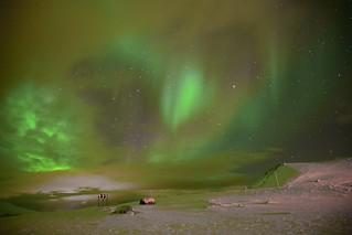 A dreamlike sky - Aurora borealis [Explore]