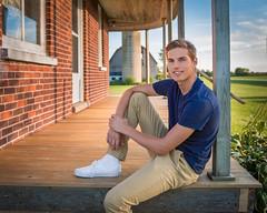 Front Porch Portrait