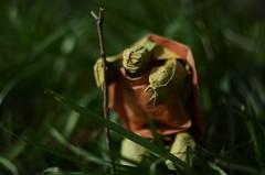 Master Oogway (Nikita Vasiliev) Tags: origami paper paperart quentintrollip galapagostortoise turtle kungfupanda dreamworks cartoon character wise