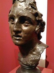 (emptinessisfillingme) Tags: sculpture italy museam bronze art