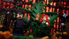 Poison Arrow: Part 1 (Andrew Cookston) Tags: lego dc comics darkarcher poisonivy pamelaisley story villains comic moc photoshop custom minifig stilllife toy nikon macro photography andrewcookston malcolmmerlyn