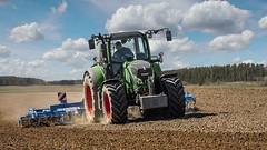 Fendt 514 Vario (Static Phil) Tags: fendt 514 vario tractor farm equipment