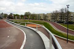 Ramp  Dafne Schippersbrug (davidvankeulen) Tags: daphne schippersbrug daphneschippersbrug straat street stad city stadt ville davidvankeulen davidvankeulennl davidcvankeulen urbandc europe fietsbrug cyclebridge