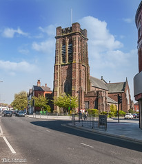 St Barnabas (Bob Edwards Photography - Picture Liverpool) Tags: beatles church stbarnabas merseyside mccartney fab4 pennylane