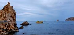 L' Estartit excursion  Nautilus (Meino NL) Tags: middellandsezee mediterraneansea costabrava excursie lestartit estartit sea boottocht losbarcosnautilus excursion nautilus