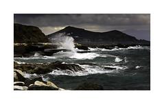 IMB_2197b Storms over Naxos (foxxyg2) Tags: storms sky weather sea rocks waves cyclades greece naxos aegean greekislands islandhopping islandlife
