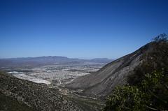 Vista desde el cañón (::: Mer :::) Tags: sierrazapaliname coahuila cañondesanlorenzo rapel rappel outdoors mountains montañas cerros hiking montañismo caminata naturaleza nature canyon