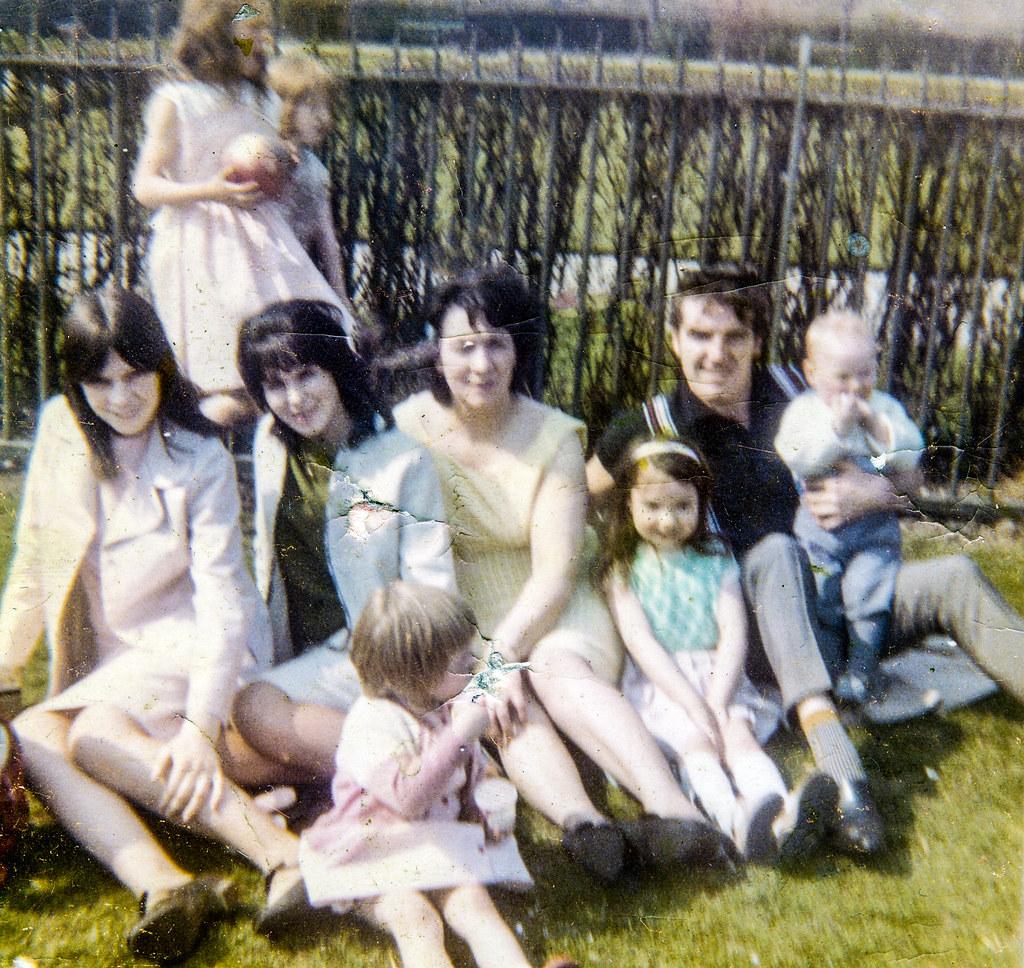 Faulds Family 1960