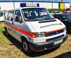 DRK Weil Am Rhein VW Transporter LO.CV970 (policest1100) Tags: drk weil am rhein vw transporter locv970