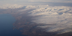 Iceland. (richard.mcmanus.) Tags: iceland landscape westfjords air arctic mcmanus mountains snow sea