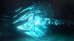 AUTOMATON_00001 (RandomMan) Tags: octane octanerender c4d cinema4d cinema 4d 3d abstract art digital glowing scifi render otoy realflow