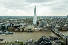 The Shard (Mike Turner) Tags: view thames leicaqtyp116 plants hmshood theshard garden riverthames rooftopgarden skygarden heathrowarrival londonbridgestation coffee horizon 20fenchurchstreet leicaq theskygarden londonbridge leicaqtype116 shard greyday distanthorizon cloudyday vista architect leica londonvista uk crystalpalacemasts crystalpalace tallbuildings cafe crystalpalacetransmitter skyscraper london fenchurchstreet architecture