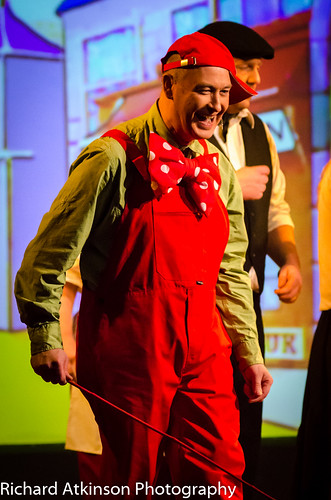 2016 Dick Whittington - I'm Jack, Idle Jack to be honest
