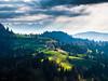 Unterschützenalp (uhu's pics) Tags: fuji fujifilm fujinon xpro xpro2 xp2 90mm wolken himmel voralpen alp wald berge natur sky clouds sun mountains prealps suisse switzerland landscape landschaft schweiz emmental