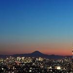 「明日&あさってはライトダウンイベント開催日です(写真は先月撮影) ~市川市・アイリンクタウン展望施設」 Night View of Tokyo and Mt.fuji from Eye Link Town View Facilities (Taken Last Month) Location:Ichikawa-minami,Ichikawa city,Chiba,Japan  こんばんは。 明日5月19日(金)とあさって20日(土)、JR市川駅前のアイリンクタウン展望施設で「ライトダウンイベント」が開催 thumbnail