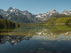 P5060266 (turbok) Tags: almsee bergsee landschaft stimmungen wasser wasserspiegelung c kurt krimberger