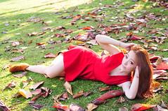 Lili1035 (Mike (JPG直出~ 這就是我的忍道XD)) Tags: lili 台灣大學 d300 model beauty 外拍 portrait 2014