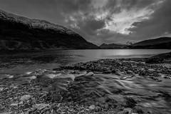 Loch Beannacharain .. (Gordie Broon.) Tags: lochbeannacharain strathconon rossshire scottishhighlands inverchoran landscape blackwhite scotland schottland paisaje ecosse paysage snowcappedmountains burn monochrome escocia hugeln heuvels lago lochscardroy glenmeanie carnoch szkocja scozia scenery lac scardroy stream hillside gordiebroonphotography collines meer canon5dmklll colinas meallbuidhe canon1635f4l outdoor scenic caledonia alba geotagged march 2017