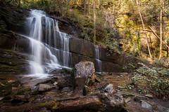 Spring at Bad Branch Falls (John Cothron) Tags: 15mm 5dmarkii 5d2 5dii 5dmkii americansouth badbranch badbranchfalls cpl canoneos5dmkii carlzeiss chattahoocheeoconeenationalforest cothronphotography distagon1528ze dixie georgia johncothron lakeseed lakemont nacoocheelake rabuncounty southatlanticstates southernregion thesouth us usa unitedstatesofamerica zeissdistagont2815mmze circularpolarizingfilter clearsky clearweather creek environment falling flowing forest freshwater lake landscape longexposure morninglight moss nature outdoor outside protected reservoir river rock scenic spring stream sunny water waterfall img13628160402 ©johncothron2016 springatbadbranchfalls