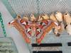 Atlas moths (Attacus atlas); Sentosa butterfly garden, Singapore (sarracenia.flava) Tags: saturniidae attacus atlas sentosa butterfly park singapore moth