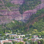 Waterfall City - Ouray Colorado thumbnail