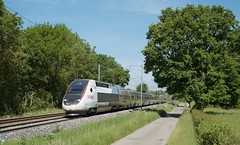 TGV POS 4410 (SylvainBouard) Tags: train railway sncf lyria tgv tgvpos