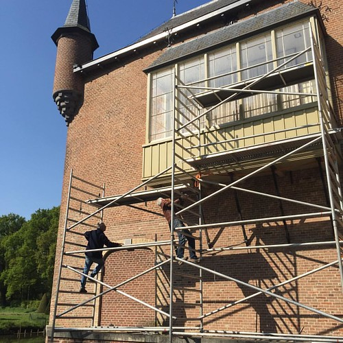 Verovering #kasteel #heeswijk