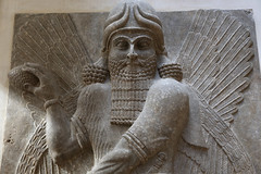 20170506_louvre_khorsabad_assyrian_8899 (isogood) Tags: khorsabad dursarrukin assyrian lamassu paris louvre mesopotamia sculpture nineveh iraq sarrukin
