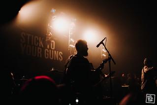 Stick to Your Guns @ Groezrock / Shot by Doug Elliott