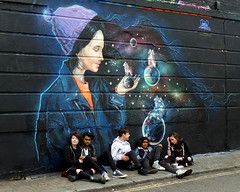 Camden Street Art (scats21) Tags: streetart camden graffiti lorazombie